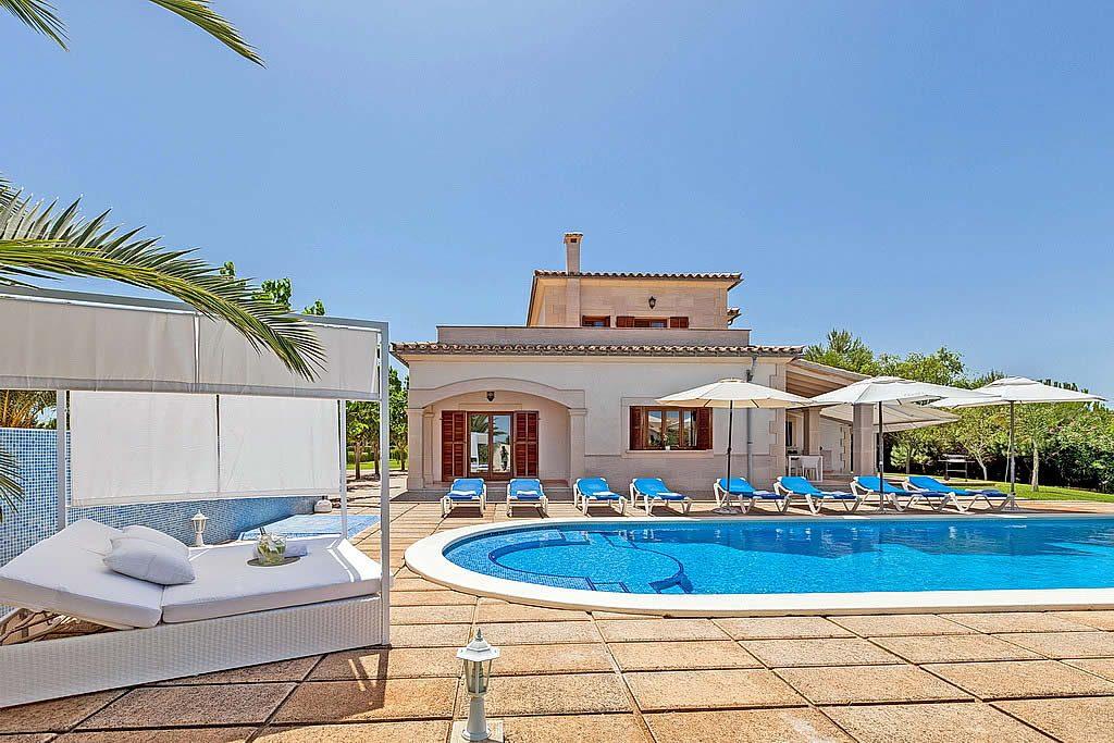 Finca Villa Marga Muro Mallorca